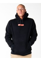 EIGHTY EIGHT Fleece Hooded Rusty Mens